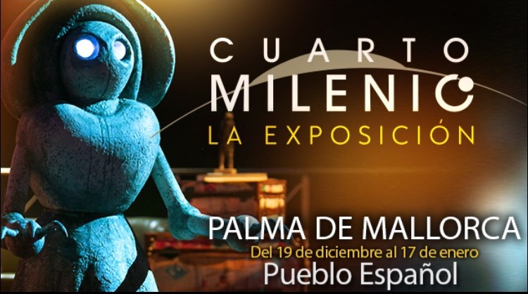 Aterriza en Palma una exposición sobre \'Cuarto Milenio ...