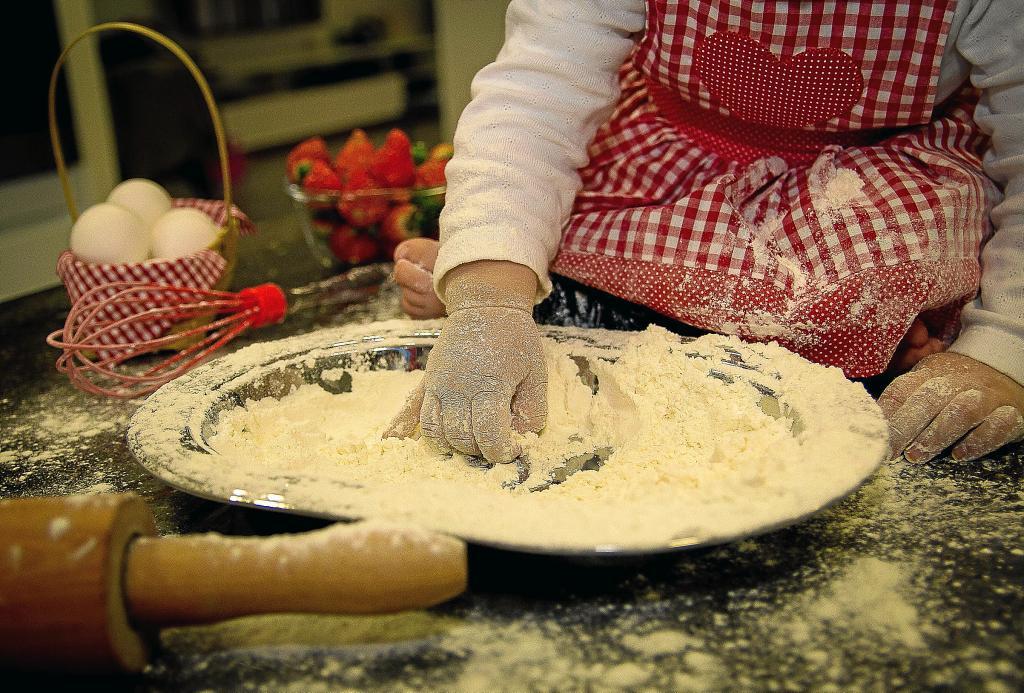 Ideas para cocinar con niños en Navidad » Una Navidad de magia e ...