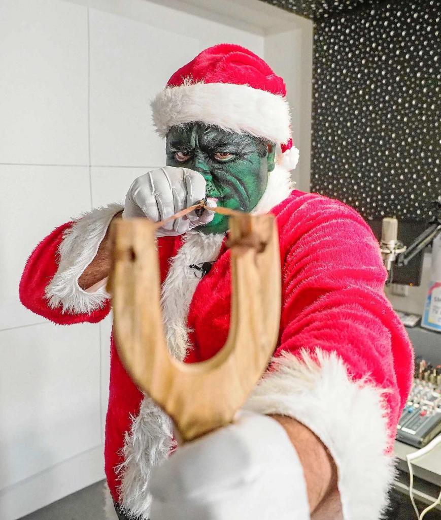 Imagenes De Grinch De Buenos Dias.Los Grinch No Odiamos Toda La Navidad Lo Que No Nos Gusta