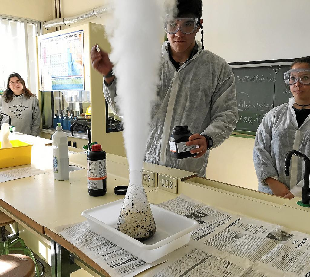 El IES Quartó de Portmany abre sus puertas a sus futuros alumnos del ...