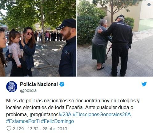 Twitter   Mesas, Jornada