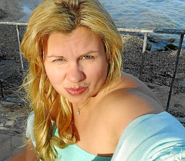 Karina Rosales fue hallada asesinada en una casa de Cala Salada. - 151034