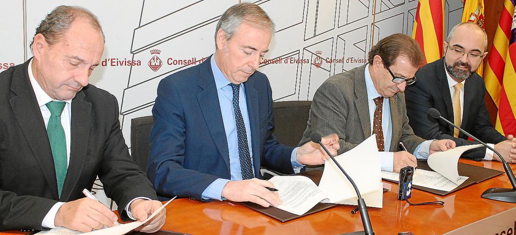 El Consell impulsa un proyecto para convertir Eivissa en una «isla ... - Periodico de Ibiza y Formentera