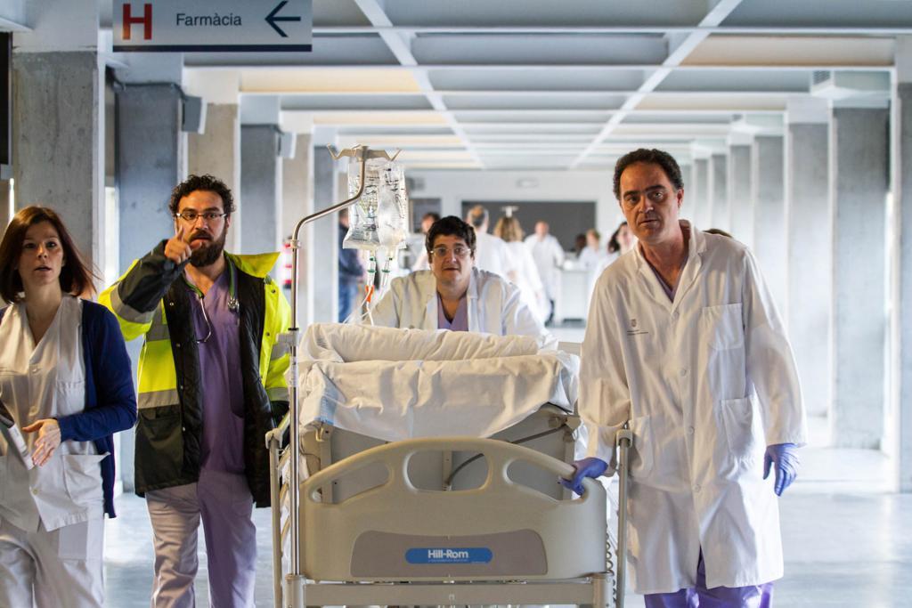 Resultado de imagen de pacient vell consulta a urgències