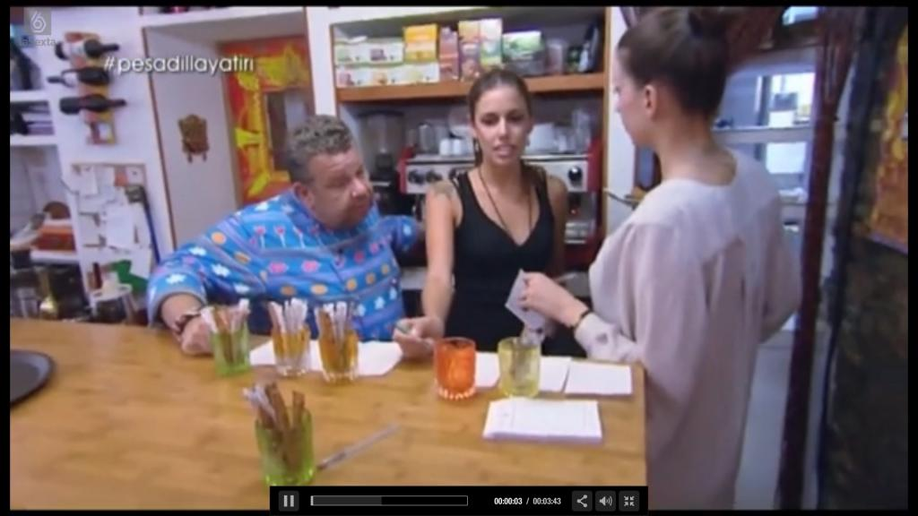 Yatiri la nueva pesadilla del chef chicote en eivissa for Pesadilla en la cocina brasas