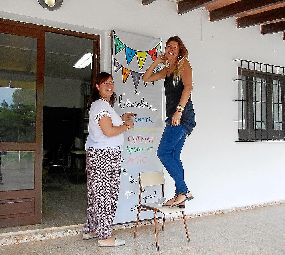 Una escuela con encanto en formentera formentera - Alojamiento en formentera con encanto ...