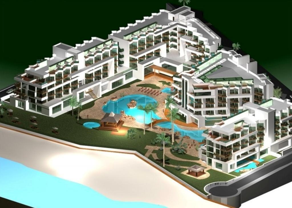 Proyectan un hotel de cinco estrellas y un beach club - Hoteles en ibiza 5 estrellas ...