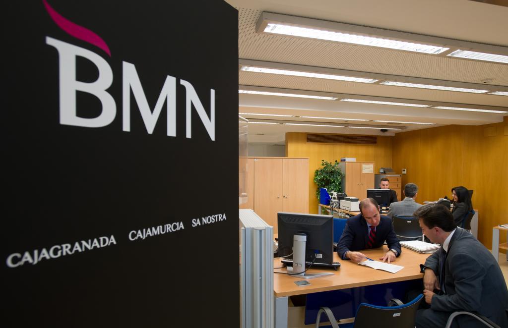 Bankia no asegura si mantendr la marca bmn sa nostra tras for Sa nostra oficinas palma