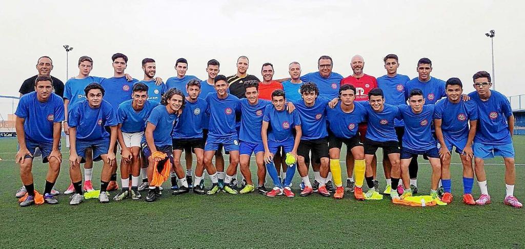 La Penya Blanc i Blava, lista para la Nacional juvenil » Deporte ...