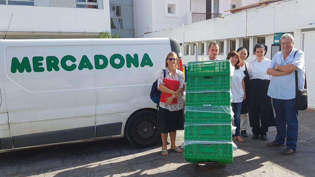 Mercadona impulsa su colaboración con tres comedores sociales de ...