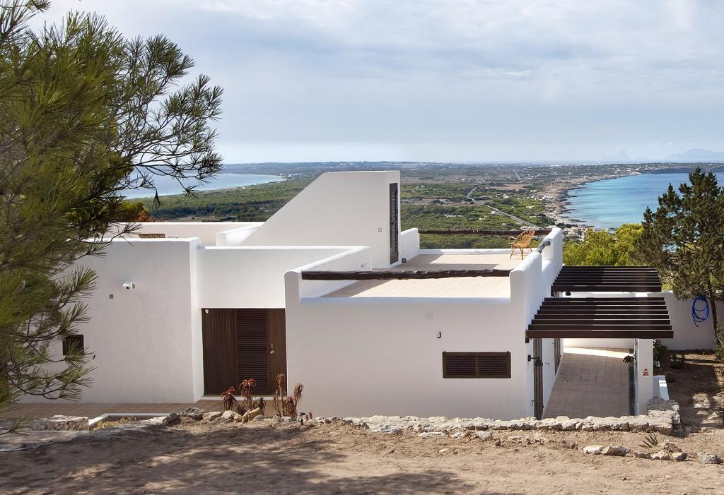 Los arquitectos piden que se cataloguen una decena de construcciones de las piti ses ibiza - Arquitectos ibiza ...