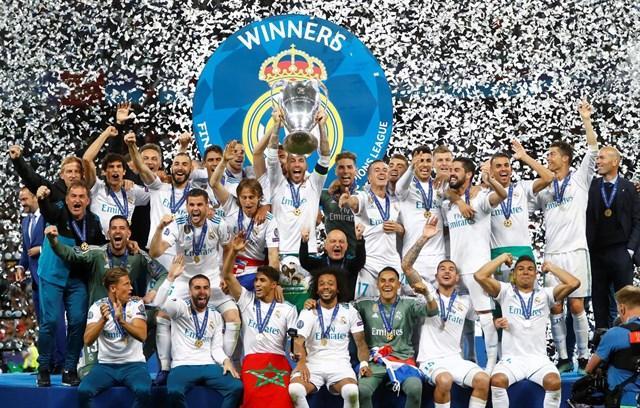 жеребьевка лиги чемпионов Hd: El Real Madrid Conquista La Decimotercera Champions League