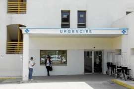 EIVISSA. URGENCIAS DEL HOSPITAL CAN MISSES -