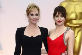 Melanie Griffith y su hija Dakota Johnson