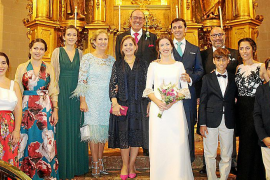 Boda de Guillem Monserrat y Mary Rodríguez
