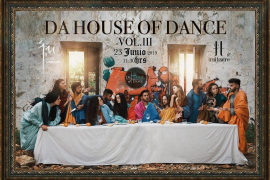 Academia Da House Of Dance en Trui Teatre